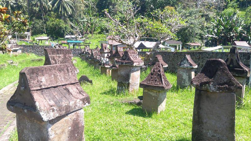 Waruga Sawangan Makam Minahasa Dianggap Belanda Sebarkan Kolera Situs Kab