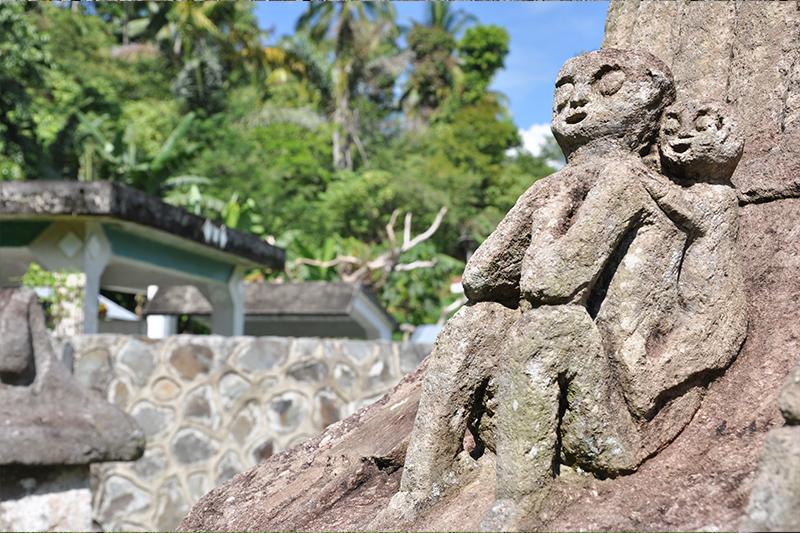 Waruga Sebagai Destinasi Wisata Budaya Sulawesi Utara Megalitikum Minahasa Situs
