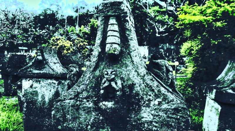Waruga Sulutpos Dampak Perubahan Iklim Global Terhadap Material Cagar Budaya