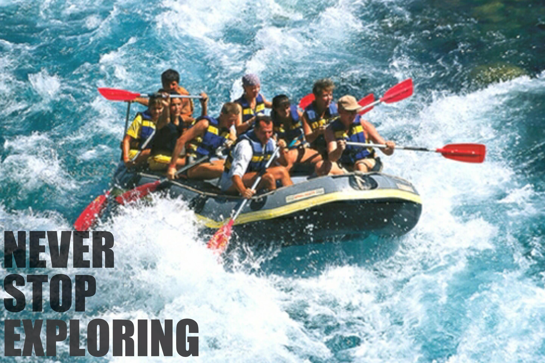Adventure Arung Jeram Laman 2 Sebuah Kegiatan Petualangan Olahraga Outdoor