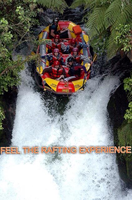Arung Jeram Pacu Adreanalin Taklukkan Tantangan White Water Rafting Knew