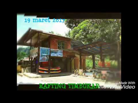 Arung Jeram Timbukar 1 Youtube Sawangan Kab Minahasa