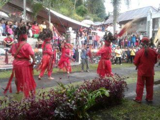 Dinas Pariwisata Minut Gelar Pagelaran Seni Budaya Desa Harap Pemerintaah