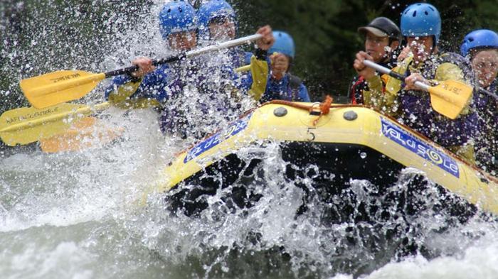 Lokasi Rafting Memacu Adrenalin Minahasa Lahat Probolinggo Ayo Siapa Berani