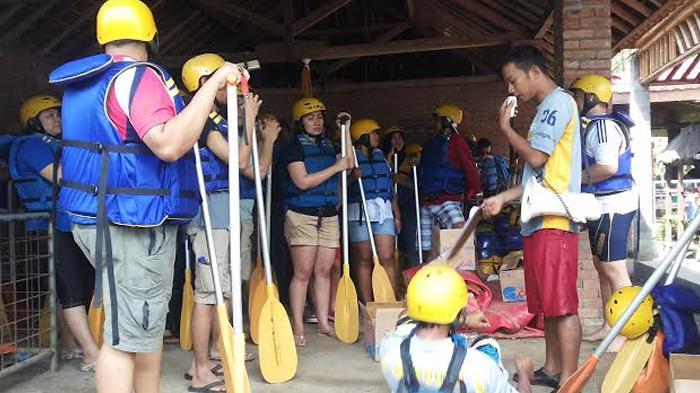 Lokasi Rafting Memacu Adrenalin Minahasa Lahat Wisata Arung Jeram Probolinggo