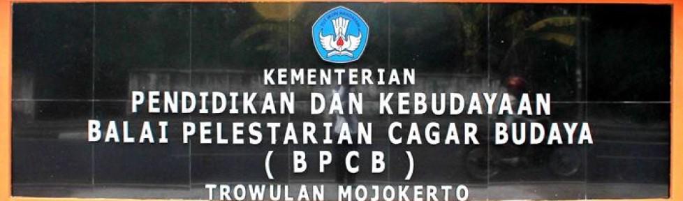 Balai Pelestarian Cagar Budaya Mojokerto Wilayah Kerja Provinsi Jawa Timur