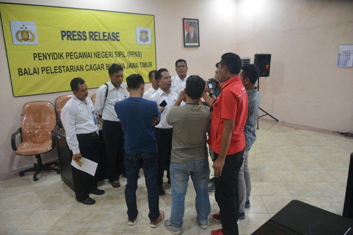 Bpcb Jawa Timur Jatim Twitter Terdakwa Barang Bukti Dilimpahkan Kejaksaan