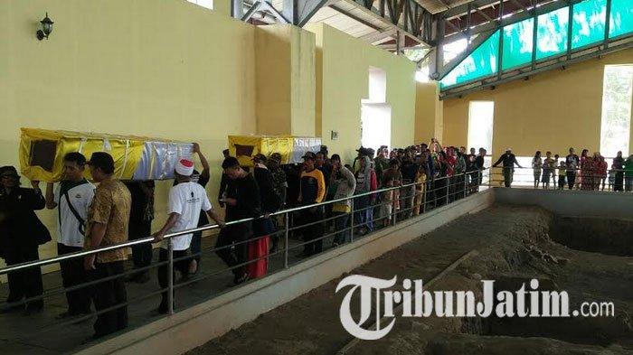 Bpcb Kecolongan Lima Peti Dikembalikan Tempat Asal Tribunjatim Balai Pelestarian