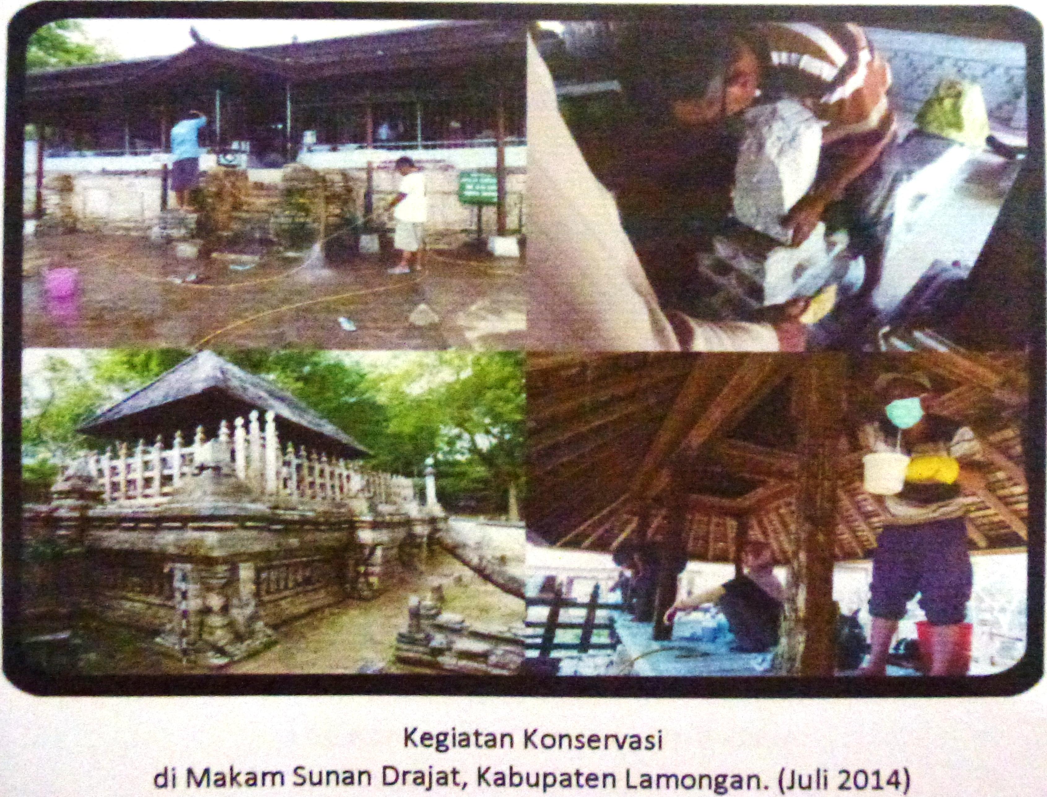 Kegiatan Bpcb Mojokerto Bulan Juli 2014 Balai Pelestarian Cagar Budaya