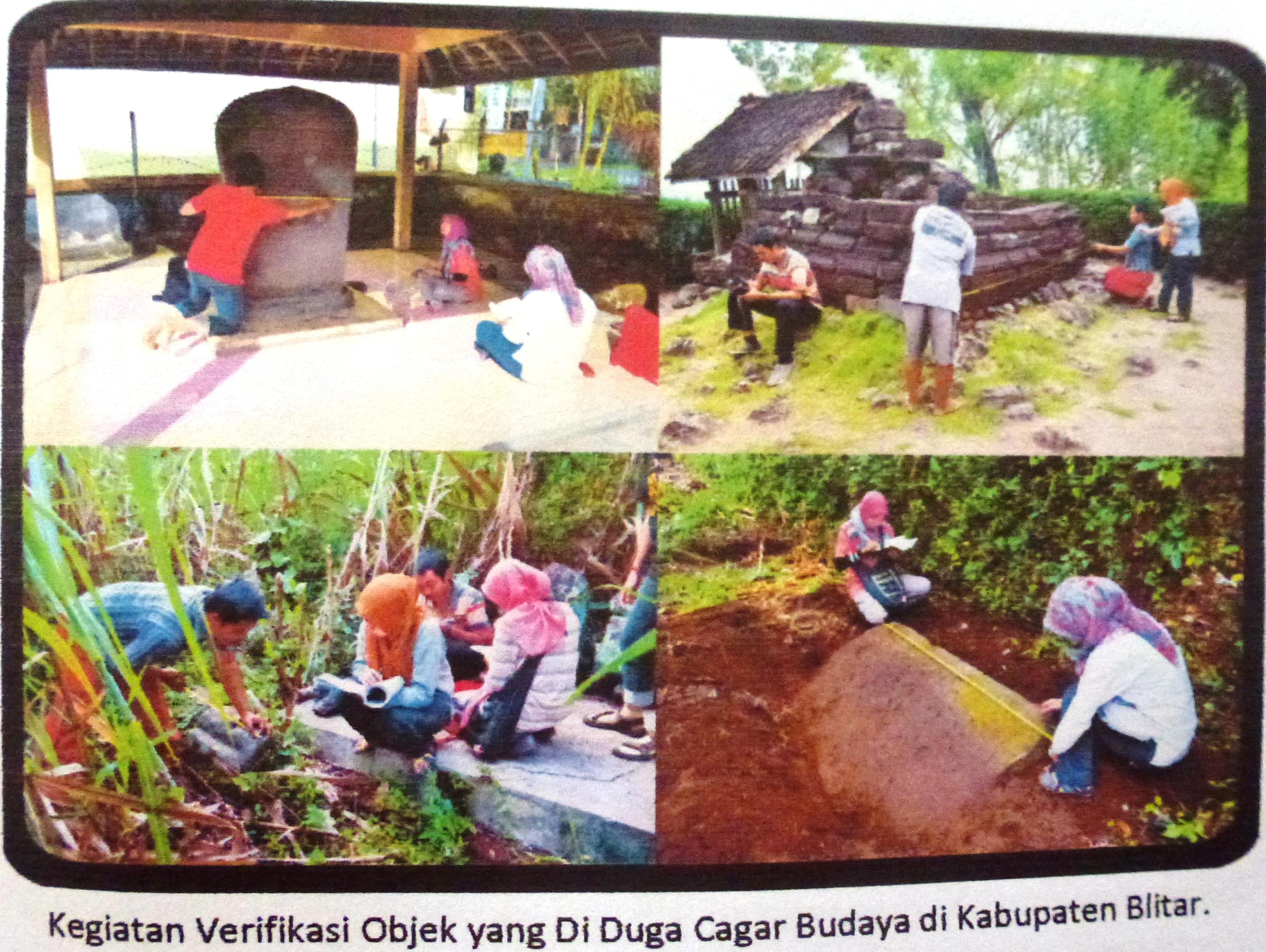 Kegiatan Bpcb Mojokerto Bulan Juni 2015 Balai Pelestarian Cagar Budaya