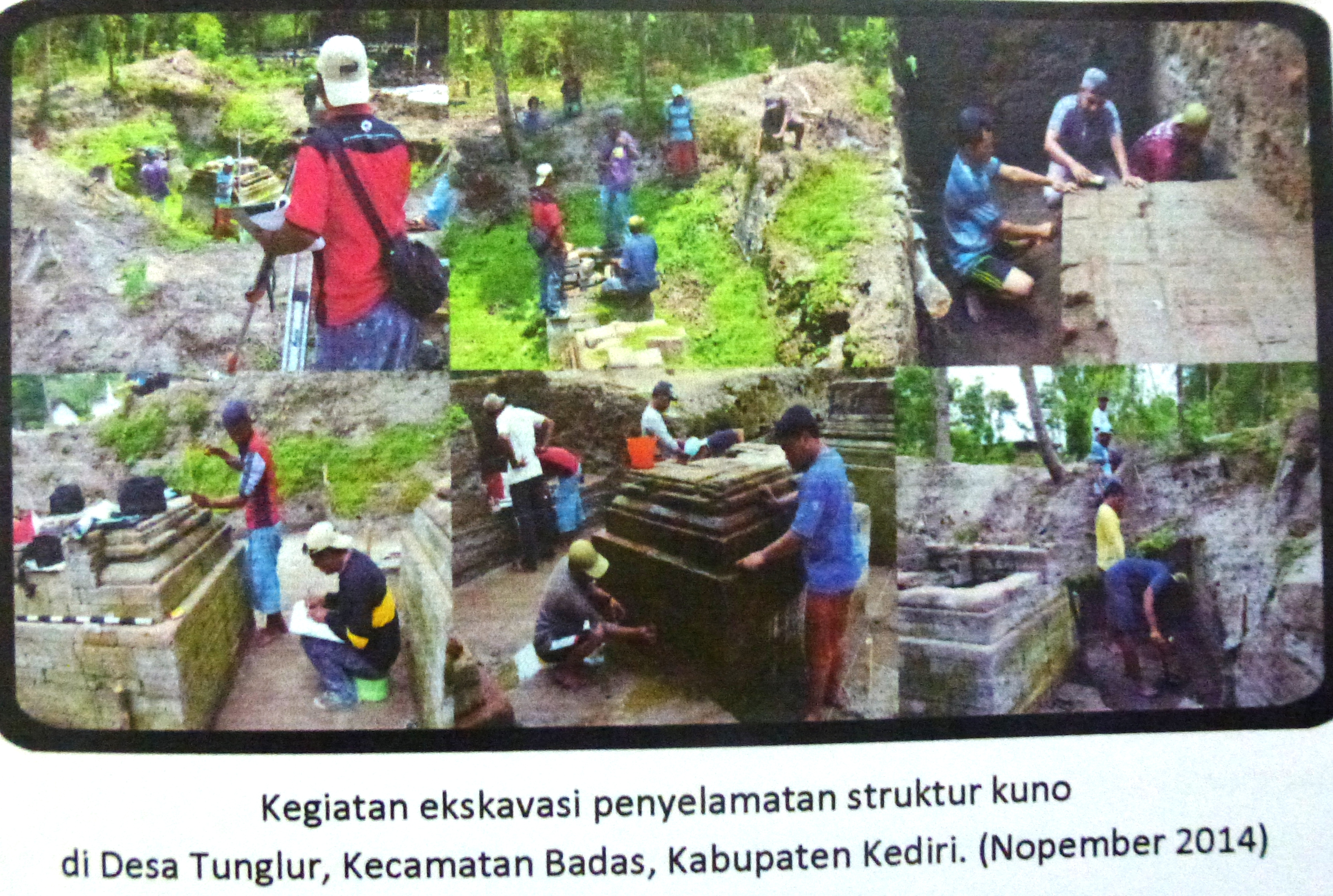 Kegiatan Bpcb Mojokerto Bulan November 2014 Balai Pelestarian Cagar Budaya
