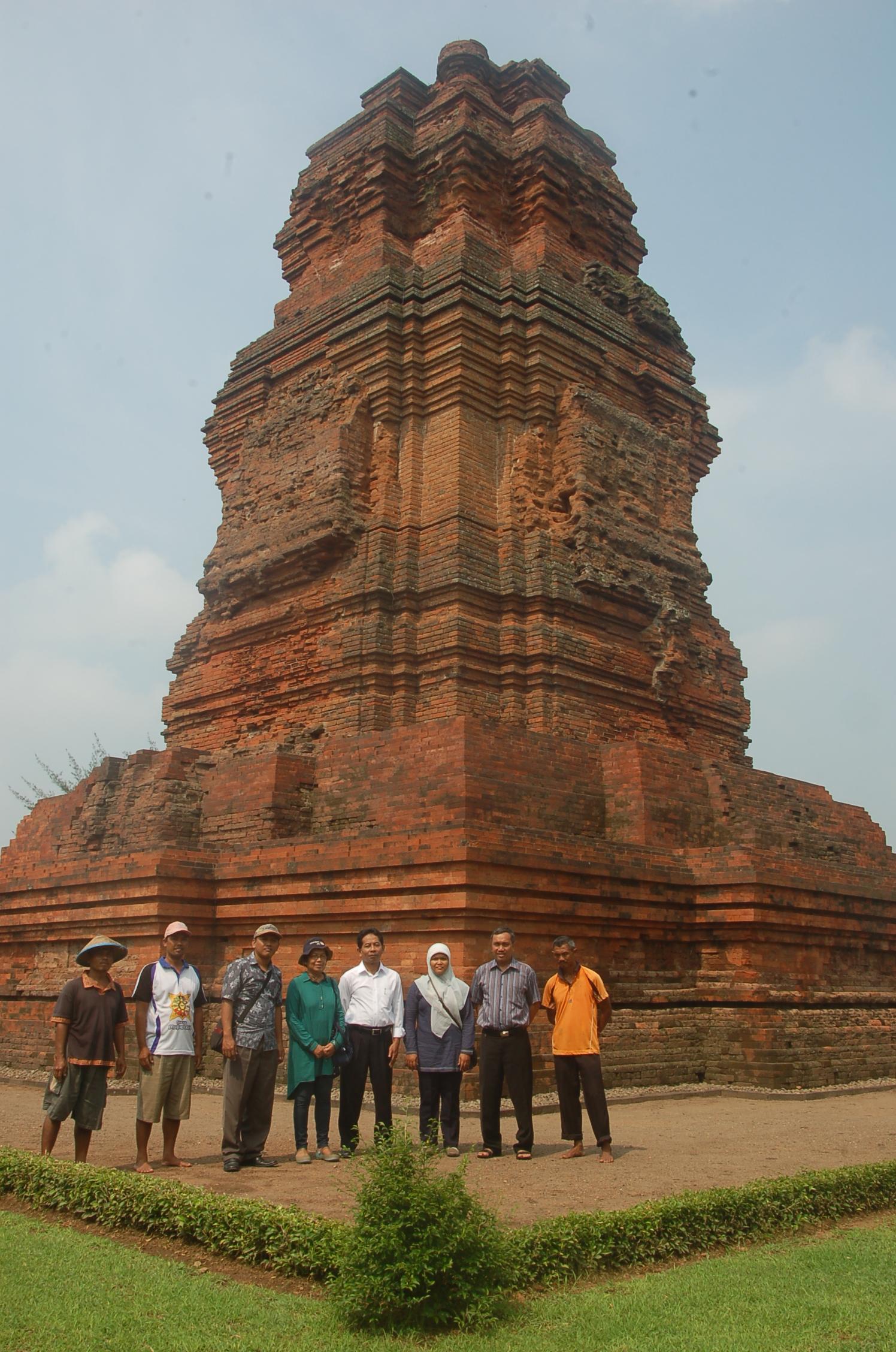 Kunjungan Kerja Bpcb Yogyakarta Mojokerto Wilayah Trowulan Gambar Balai Pelestarian