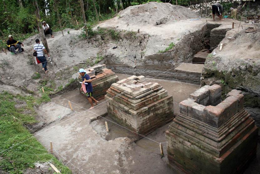 Pelestarian Cagar Budaya Butuh Perhatian Pihak Republika Tim Balai Bpcb