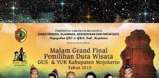 Pemilihan Duta Wisata Mojokerto Archives Balai Pelestarian Cagar Grand Final
