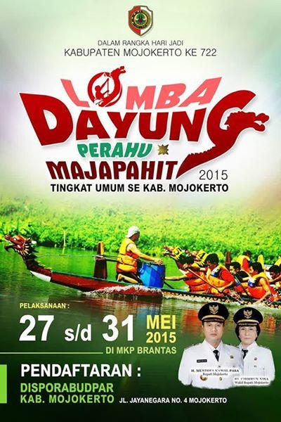 Peringatan Hari Jadi Kabupaten Mojokerto 722 2015 Balai Pic Disporabudpar