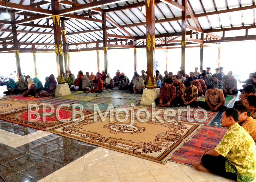 Sambut Ramadhan 1436 Bpcb Mojokerto Selenggarakan Tadarus Drs Aris Soviyani