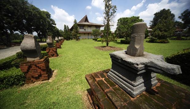 Trowulan Jadi Kawasan Cagar Budaya Nasional Tempo Peninggalan Bersejarah Museum