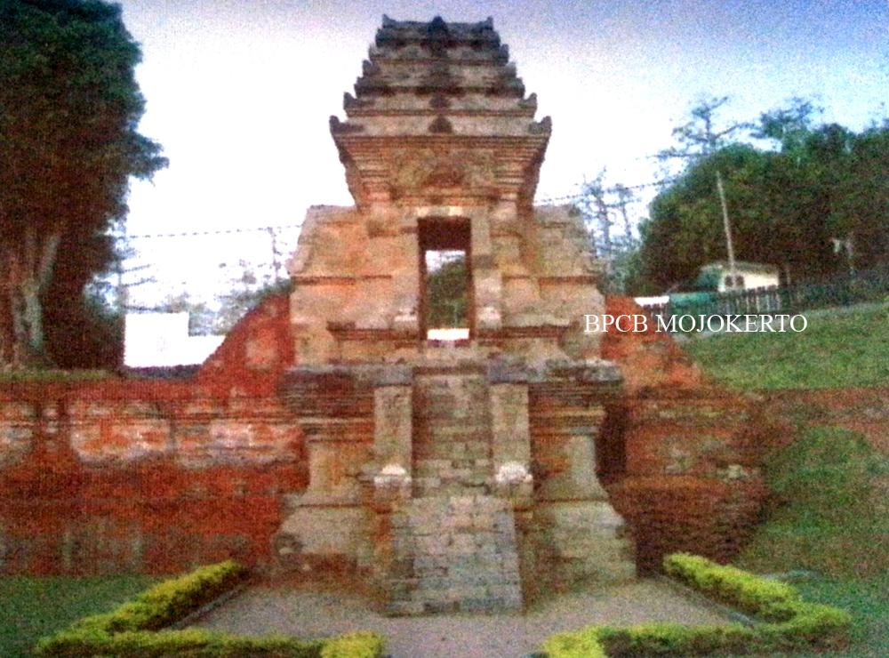 Candi Jedong Jawa Timur Sisi Selatan Kab Mojokerto