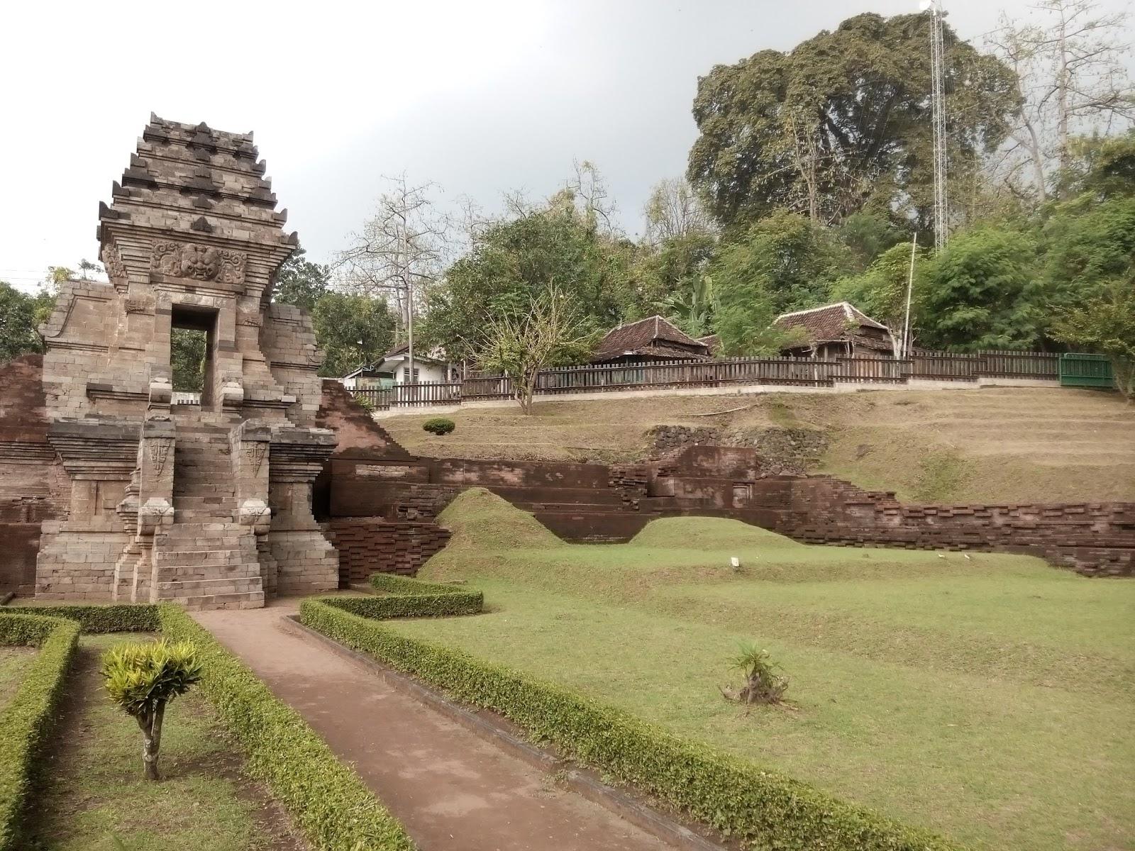 Candi Jedong Ngoro Mojokerto Situs Prasejarah Terlupakan Kab