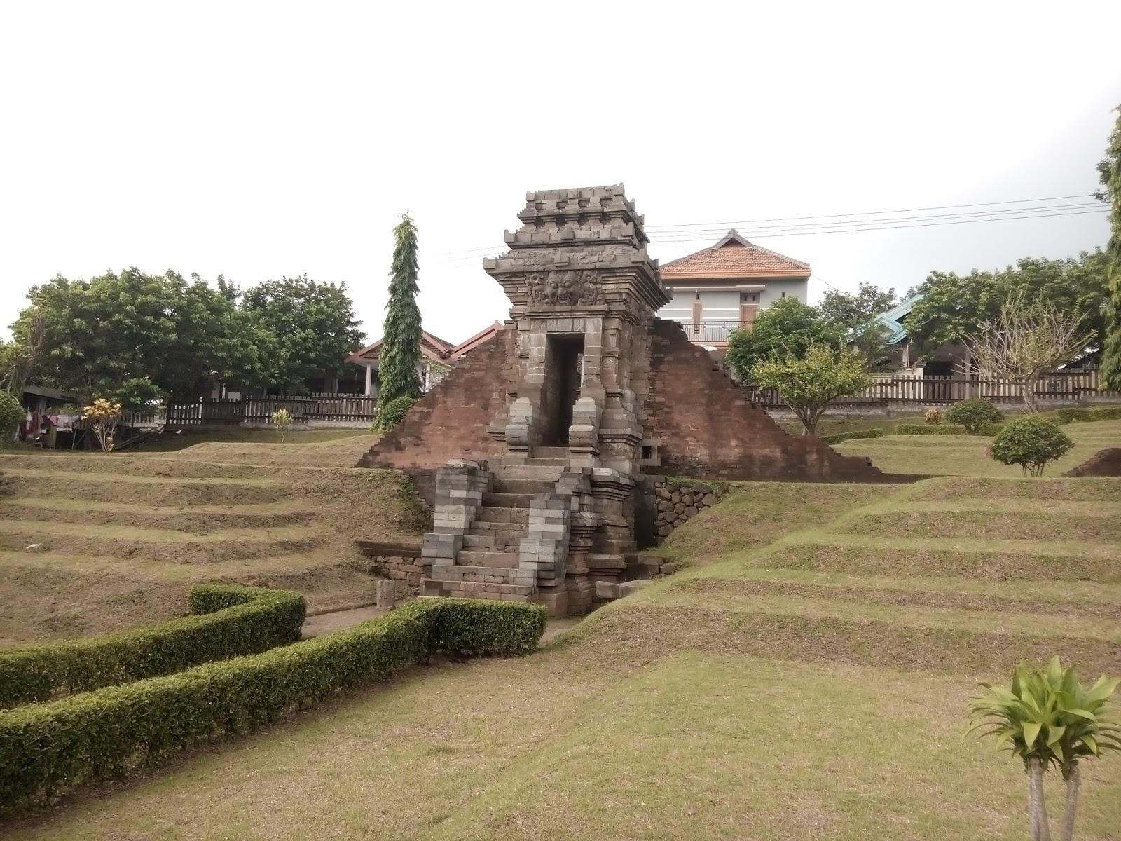 Candi Jedong Ngoro Mojokerto Situs Prasejarah Terlupakan Terakhir Berbetuk Benteng