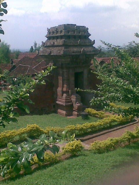 Candi Jedong Temple Wotanmas Village Ngoro Mojokerto Kab