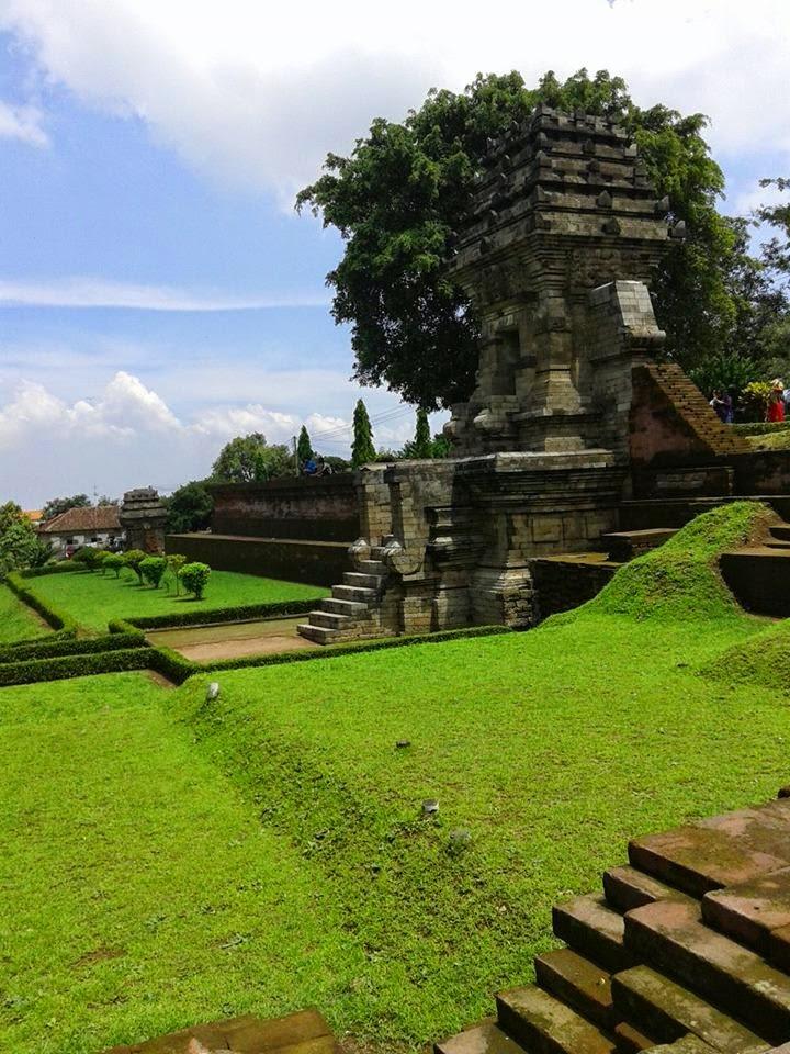 Tapak Jejak Kerajaan Candi Jedong Kab Mojokerto