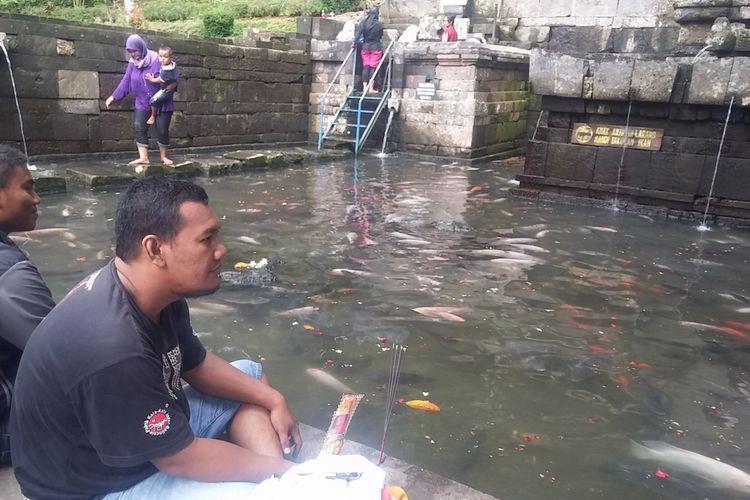 Candi Jolotundo Wisata Religi Mojokerto Airnya Bikin Awet Muda Pengunjung
