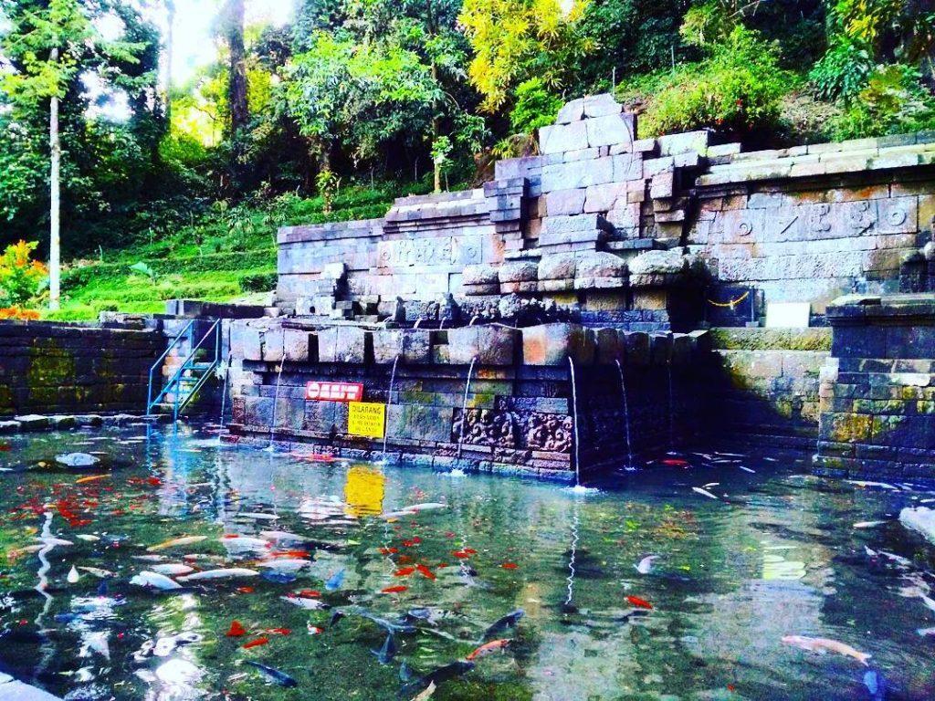 Destinasi Wisata Trawas Mojokerto Keindahannya Bikin Puas Jolotundo Image Source