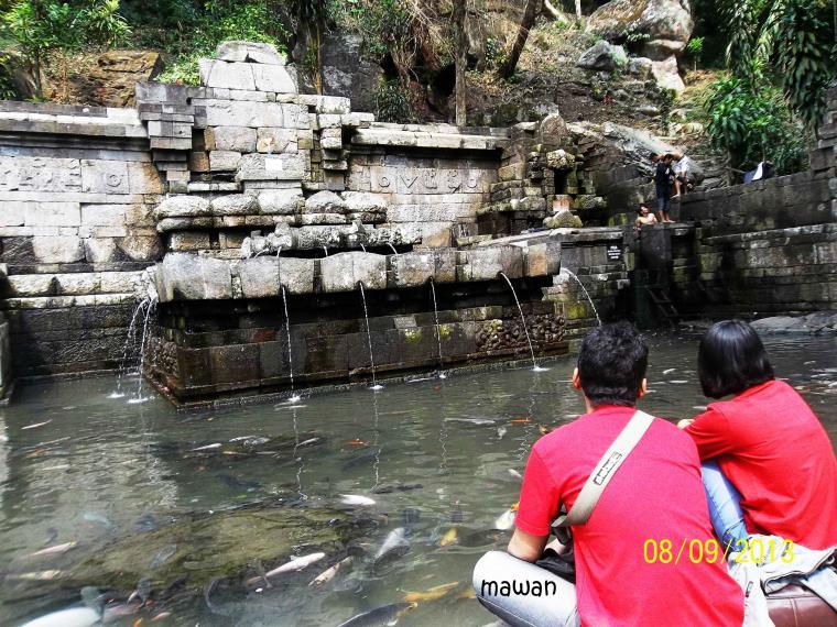 Jolotundo Kisahnya Dahsyat Airnya Berkhasiat Oleh Mawan Sidarta Candi Kab