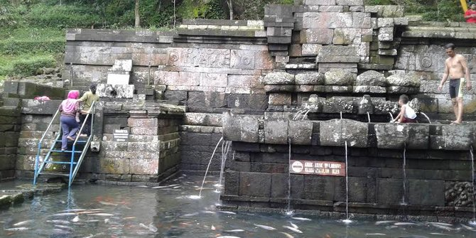Keajaiban Air Candi Jolotundo Kualitas Hampir Setara Zam 2017 Merdeka