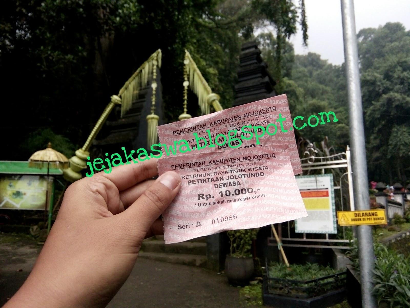 Liburan Singkat Candi Jolotundo Petilasan Maha Patih Narotama Kab Mojokerto