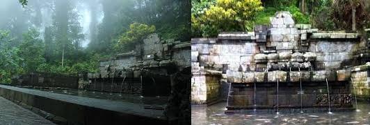 Tempat Wisata Pasuruan Candi Jolotundo Trawas Mojokerto Kab