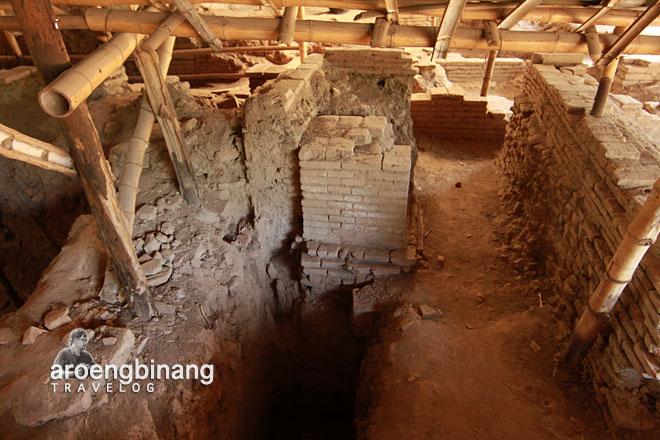 Kedaton 3 Jpg Situs Trowulan Mojokerto Candi Sumur Upas Kab