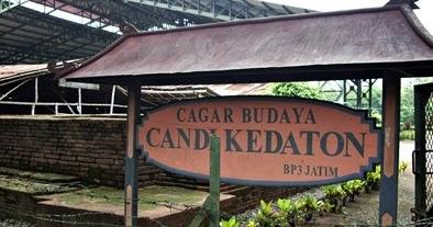 Pesona Keindahan Wisata Candi Kedaton Mojokerto Daftar Tempat Indonesia Kunjungi