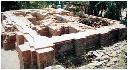 Situs Candi Kedaton Majapahit 1478 Sumur Upas Kab Mojokerto