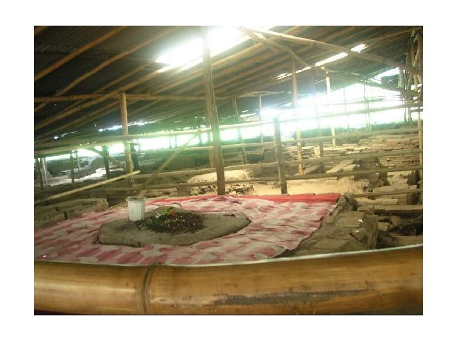 Sumur Upas Mojopahit Zone Candi Kedaton Kab Mojokerto