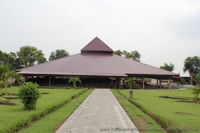 Candi Gentong Majapahit Museum Daring Kesiman Kab Mojokerto