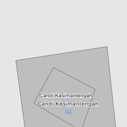 Candi Kasimantengah Kabupaten Mojokerto Temple Kesiman Kab