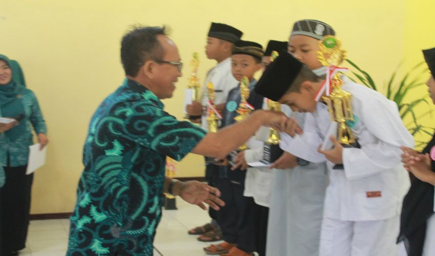 Kecamatan Trawas Lomba Tartil Al Quran Candi Kesiman Kab Mojokerto