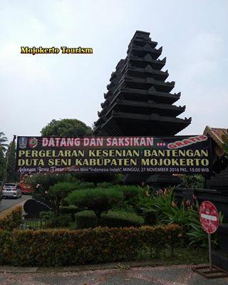 Mojokerto Tourism Instagram Posts Deskgram Pagelaran Seni Bantengan Kabupaten Tampil