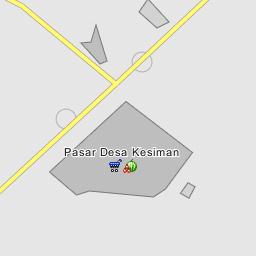 Pasar Desa Kesiman Kabupaten Mojokerto Candi Kab