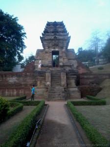 Situs Candi Jedong Pintu Masuk Tanah Pardikan Majapahit Museum Daring