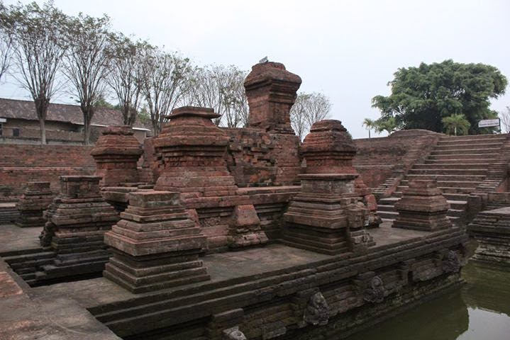 Trip Candi Tikus Mojokerto Sidoarjo Jawa Timur Indonesia Kab