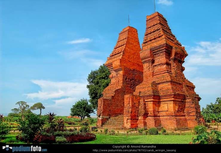 Kebudayaan Daerah Khas Mojokerto Choirnisa89 Candi Wringin Lawang Bm Melengkapi
