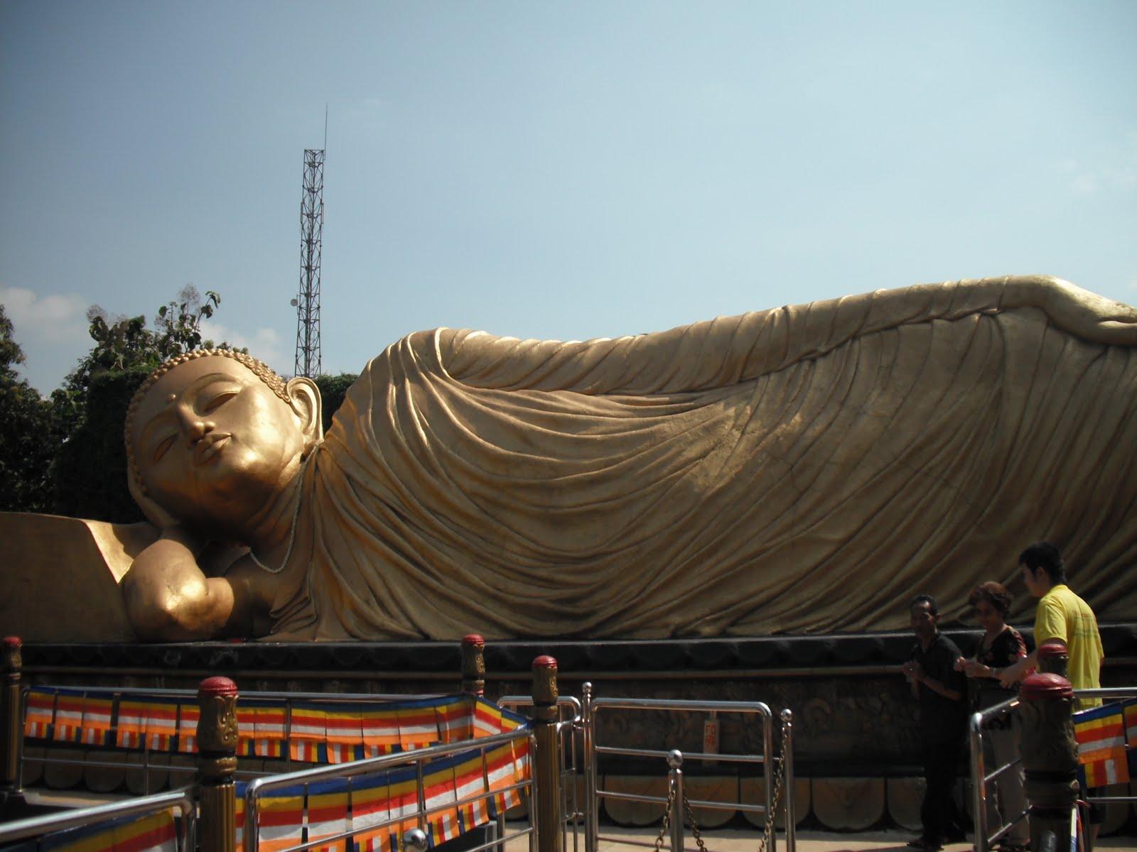 Blog Hurek Mahavihara Majapahit Buddha Tidur Perayaan Waisak Nasional Memang