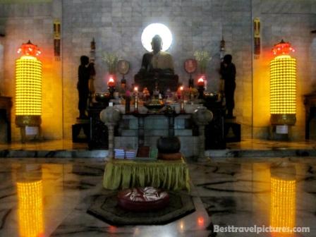 Patung Buddha Tidur Raksasa Trowulan Indonesia Weirdo Mahavihara Mojopahit Maha