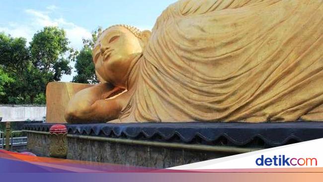 Tak Usah Thailand Indonesia Punya 5 Patung Buddha Tidur Maha