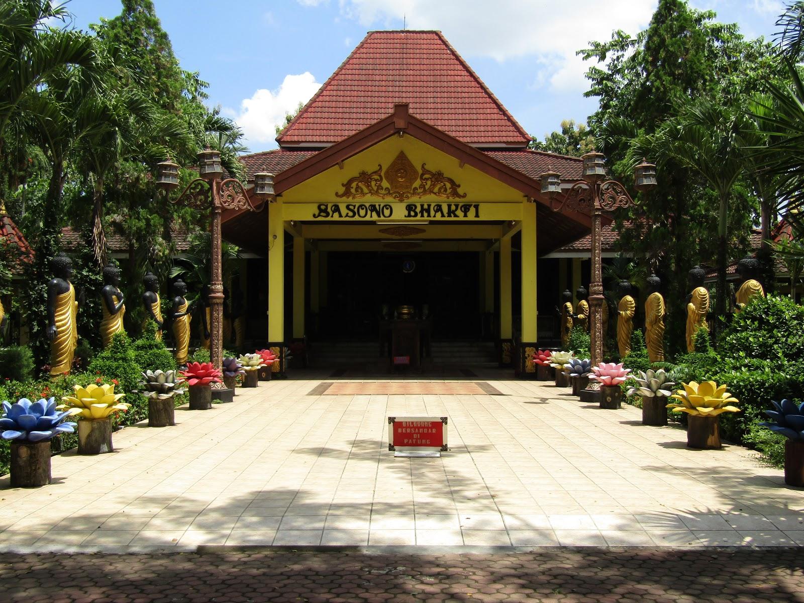 Win Talks Patung Buddha Maha Vihara Majapahit Mojopahit Kab Mojokerto