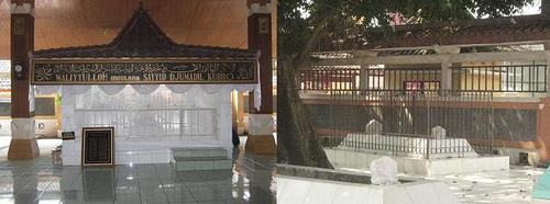 Ekonomi Daerah Mojokerto Peziarah Datang Makam Syech Jumadil Kubro Biasanya