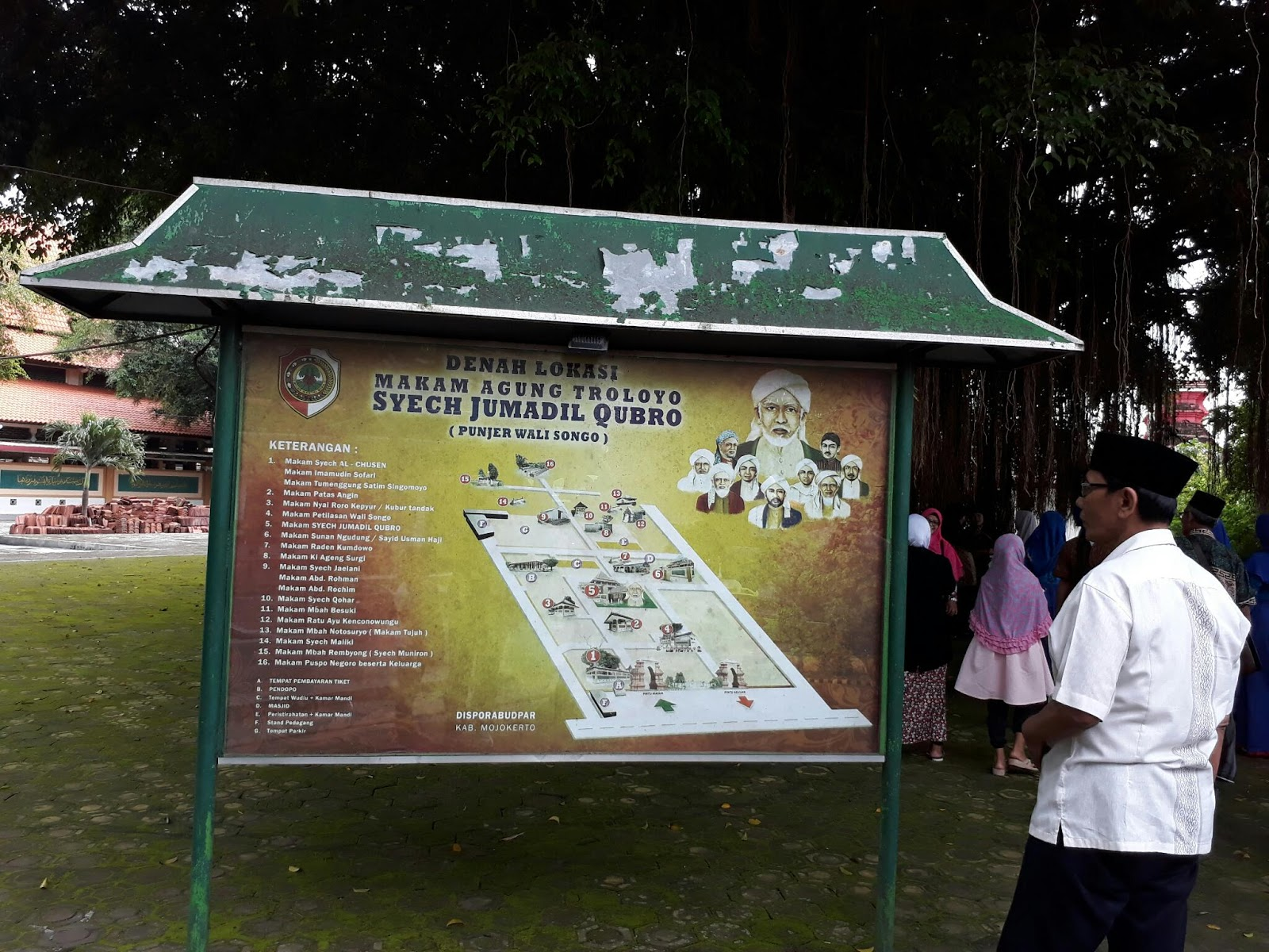 Makam Troloyo Mojokerto Kab